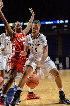No 1313 Lady Lions Cruise Past Indiana 65 52 Penn State