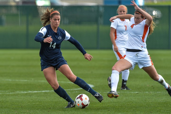 Women's Soccer Releases 2014 Spring Schedule - Penn State University