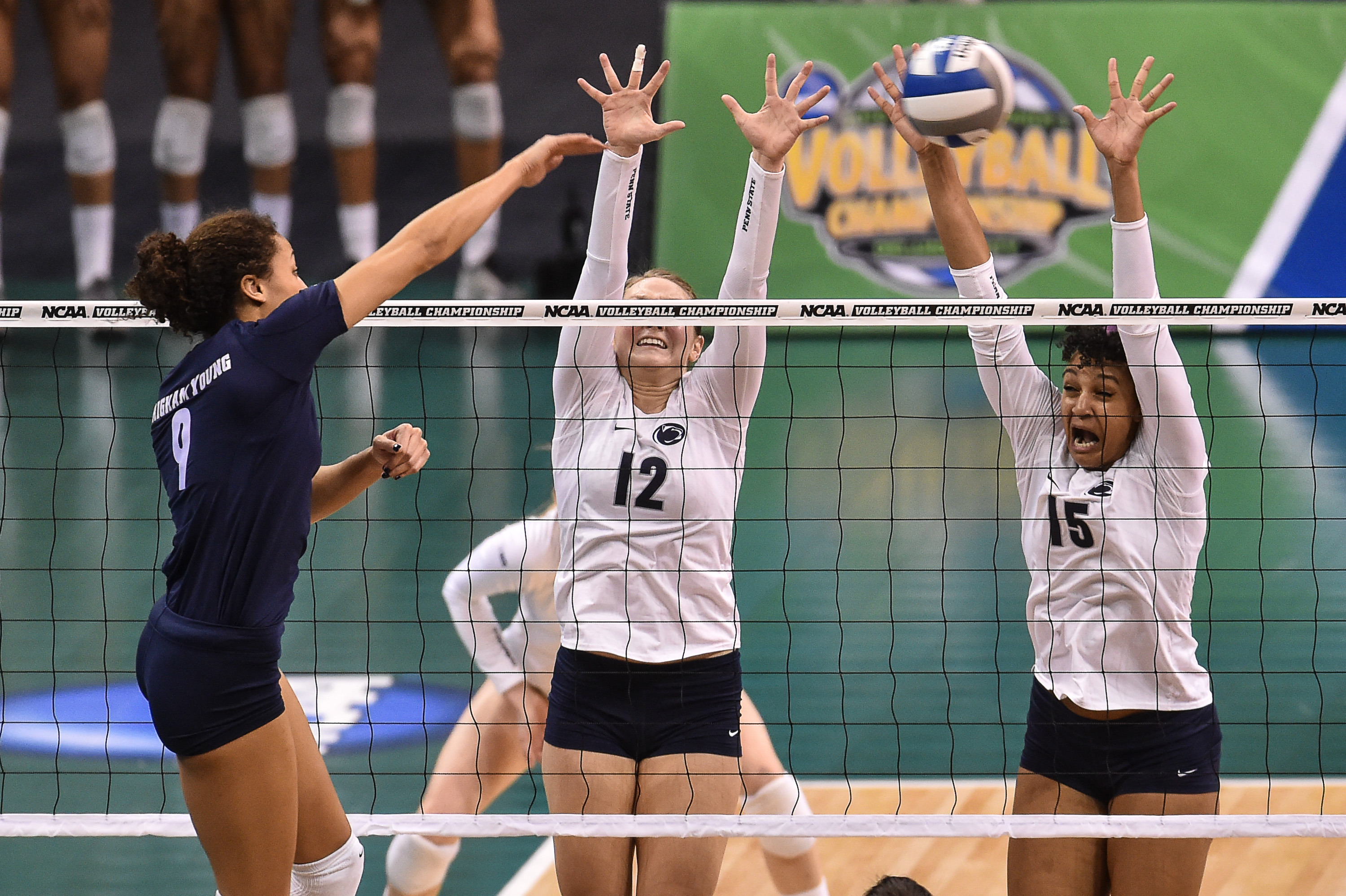 Four Penn Staters Named To Team Usa For Fivb Volleyball Nations League Penn State University Athletics