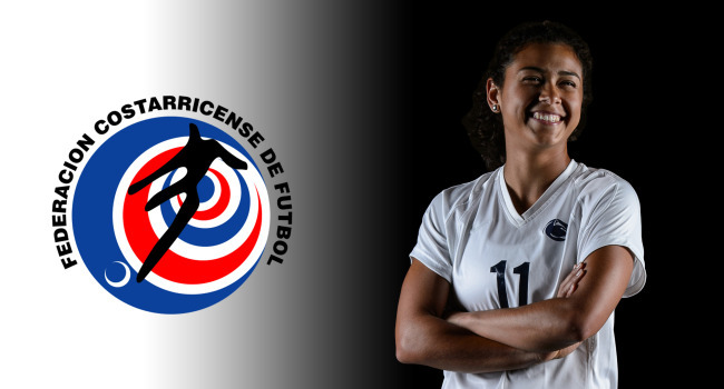 the latest 634a0 91888 Rodriguez Named to Costa Rican World Cup Roster - Penn State ...