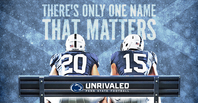 ce927da7e Penn State Football to Remove Names from Jerseys - Penn State ...