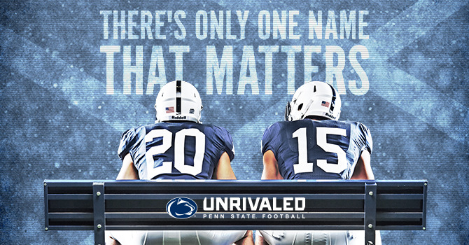 c61bd516548 Penn State Football to Remove Names from Jerseys - Penn State ...