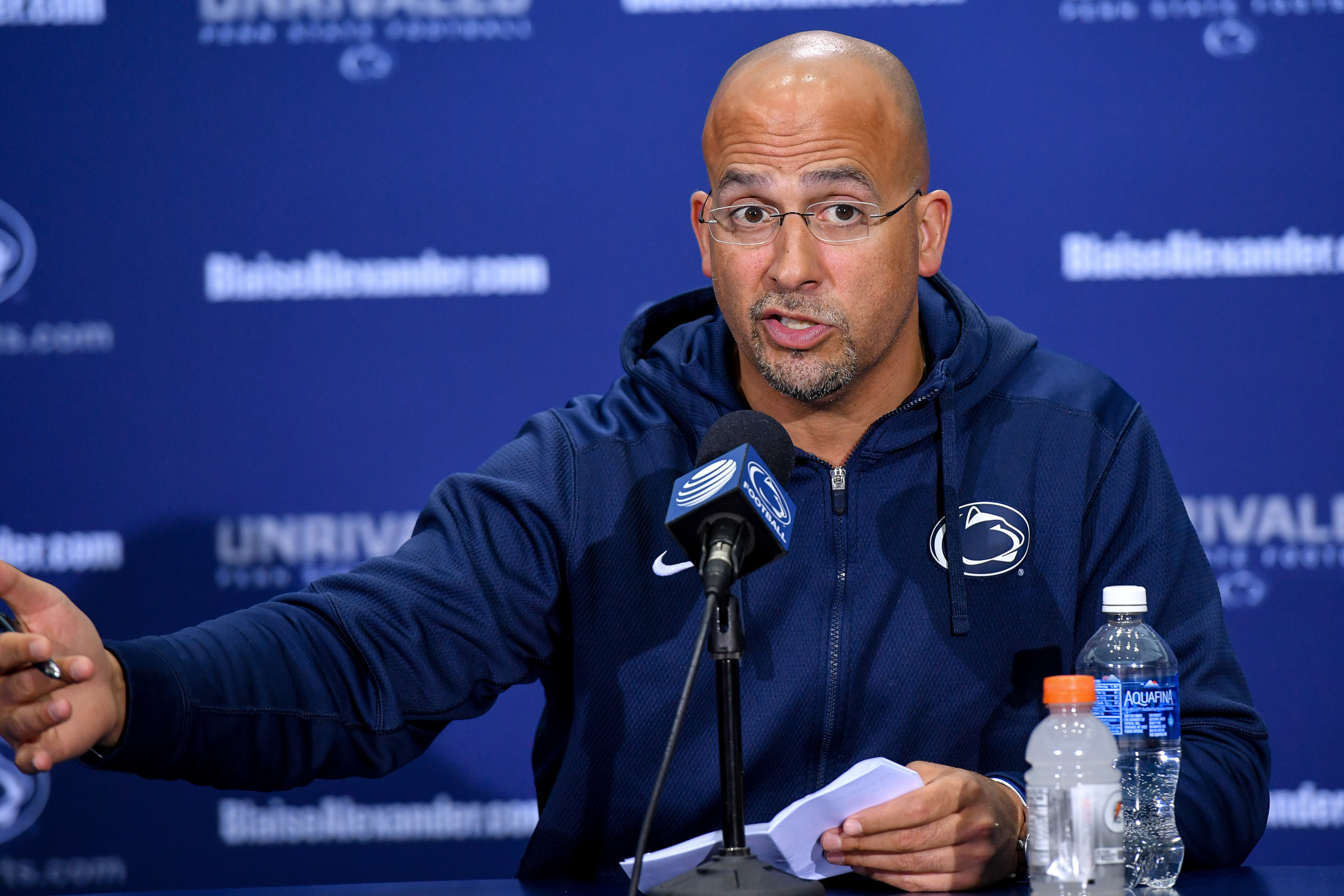 Weekly Press Conference with Head Coach James Franklin