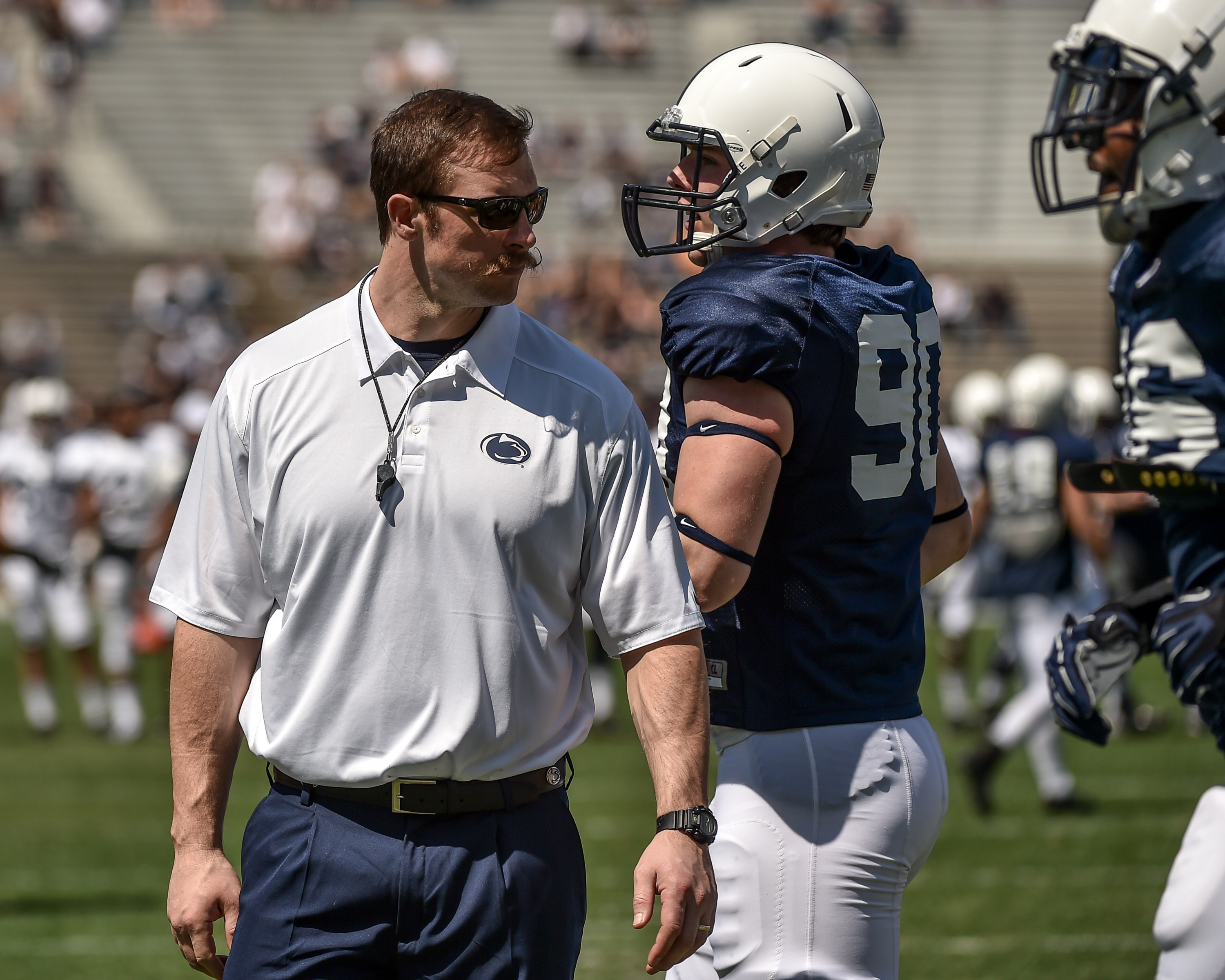 Losey Earns CSCCa Top Honor - Penn State University Athletics