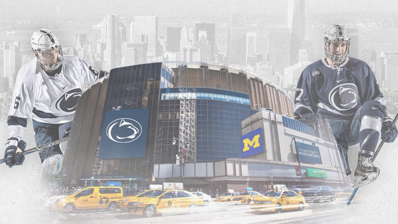Penn State Announces Ticket Information for B1G Super Saturday at MSG
