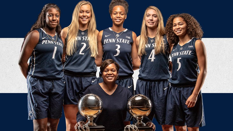 Lady Lions Ink Top-20 Recruiting Class - Penn State