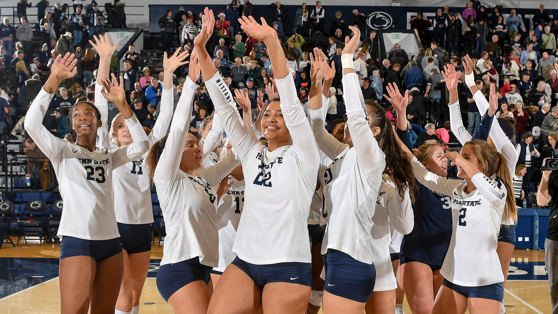 Penn State Announces 2019 Women S Volleyball Schedule Penn State University Athletics