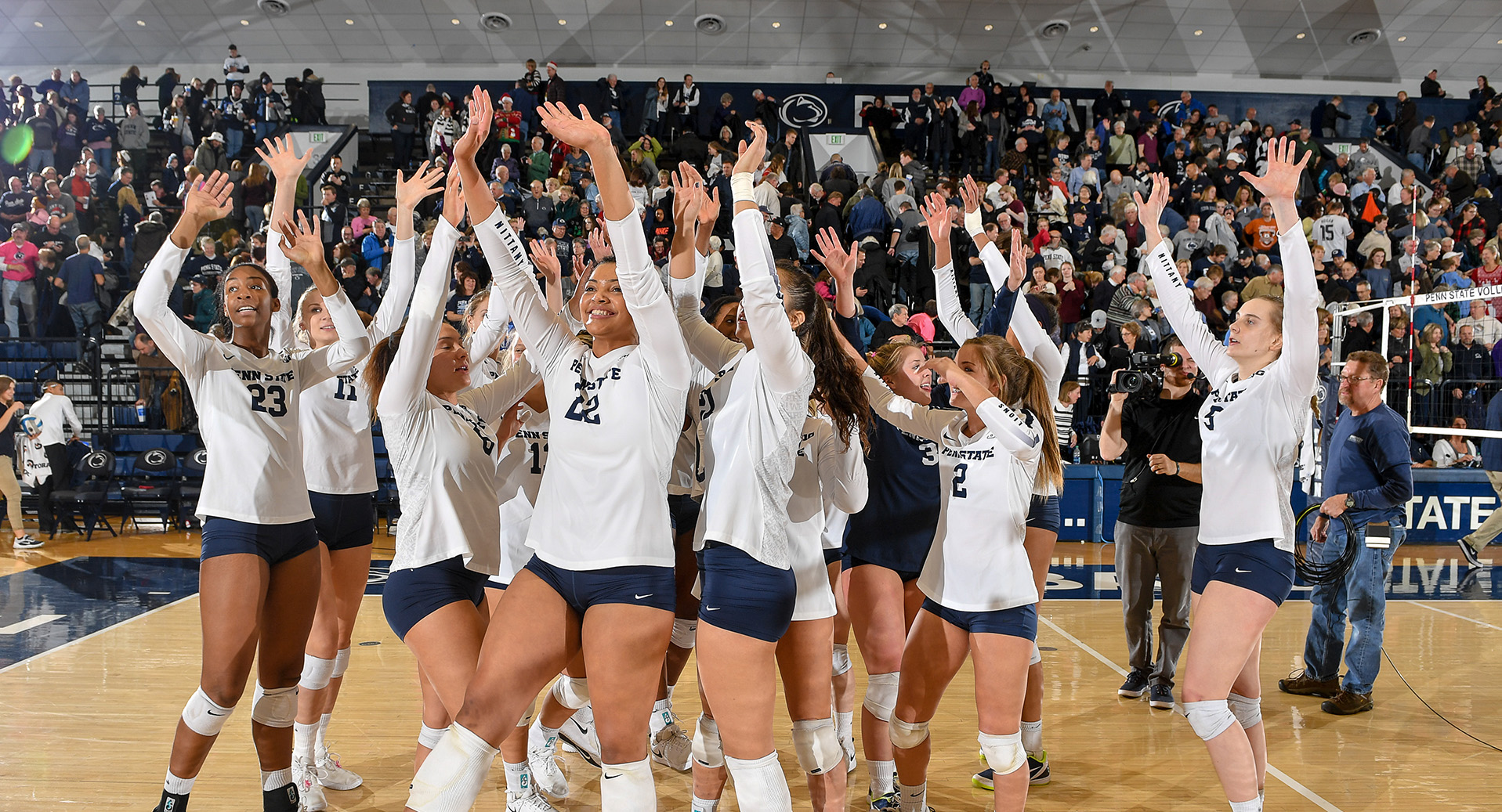 Nittany Lions Feeling Right At Home Ahead Of Ncaa Tournament Penn State University Athletics
