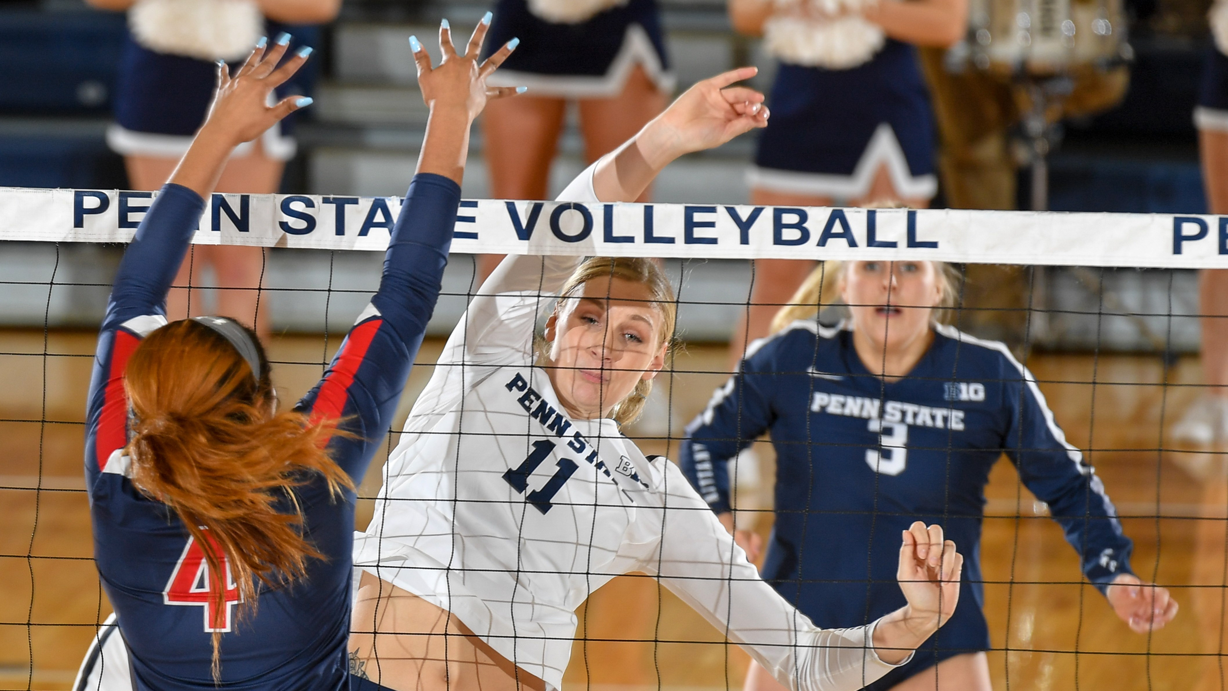 Rose Penn State Secure Ncaa Tournament Win No 100 With Sweep Of Syracuse Penn State University Athletics