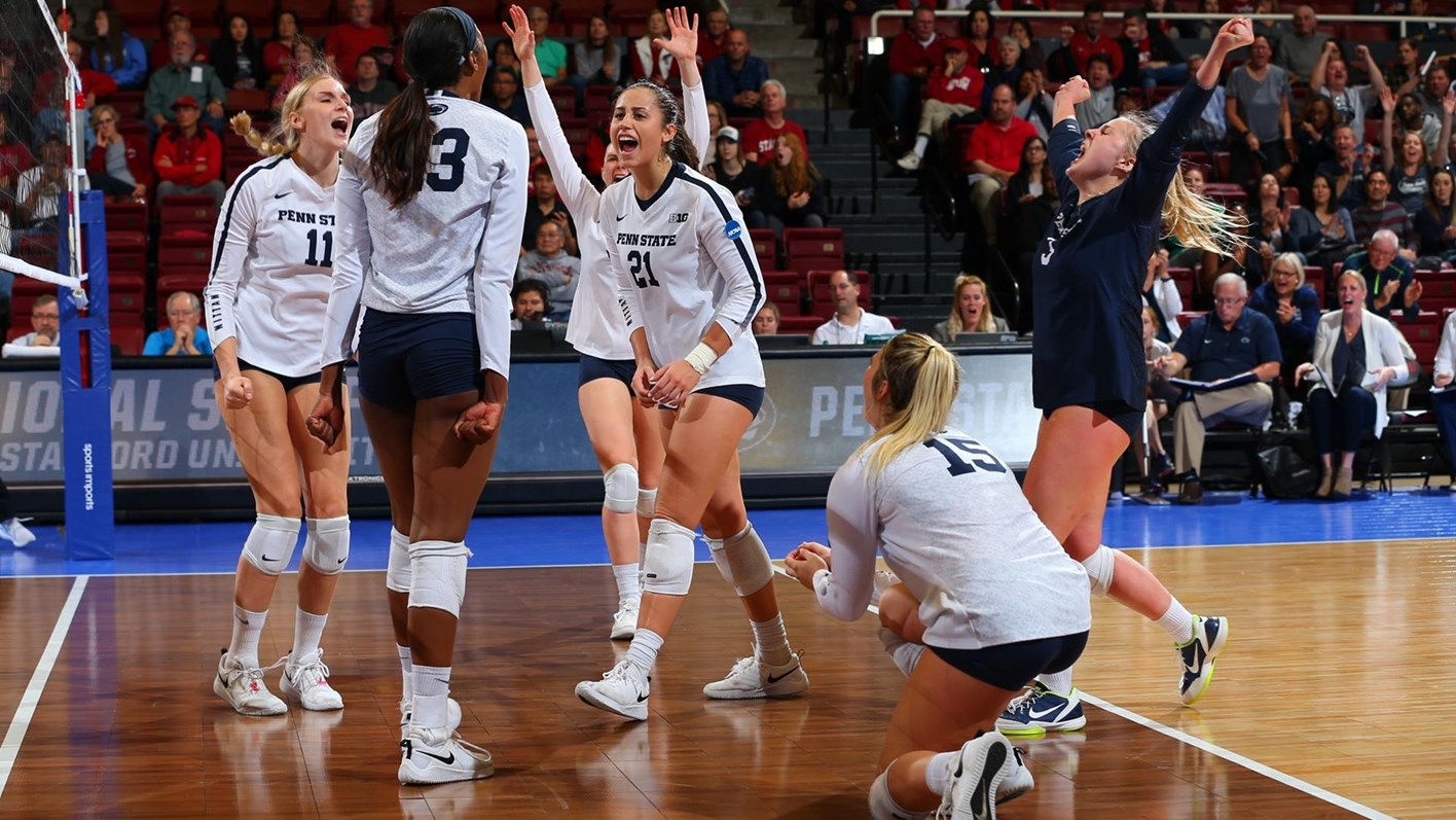 women's volleyball - penn state university athletics