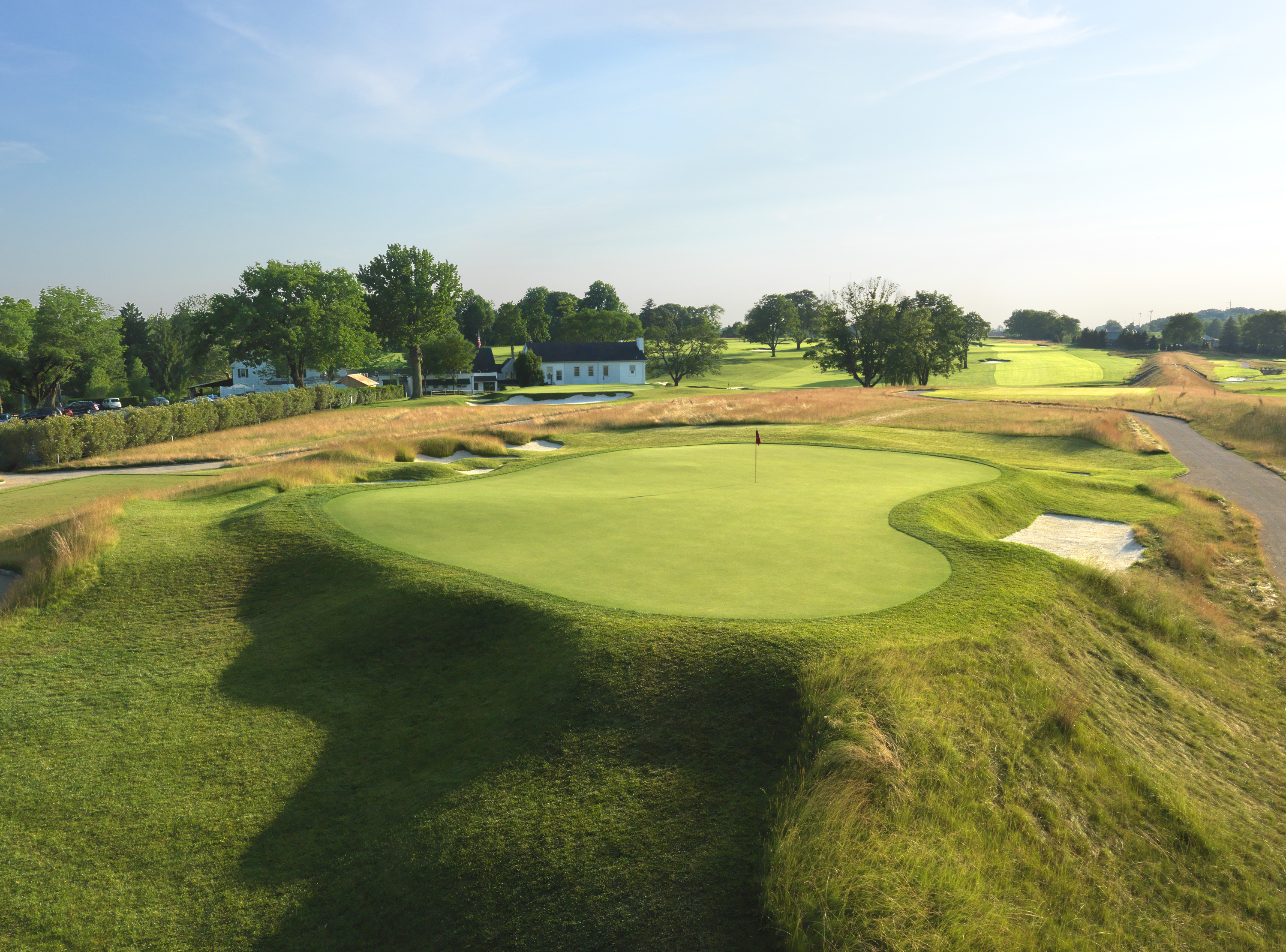 Philadelphia Cricket Club Selected As Site Of 2019 B1g Mgolf