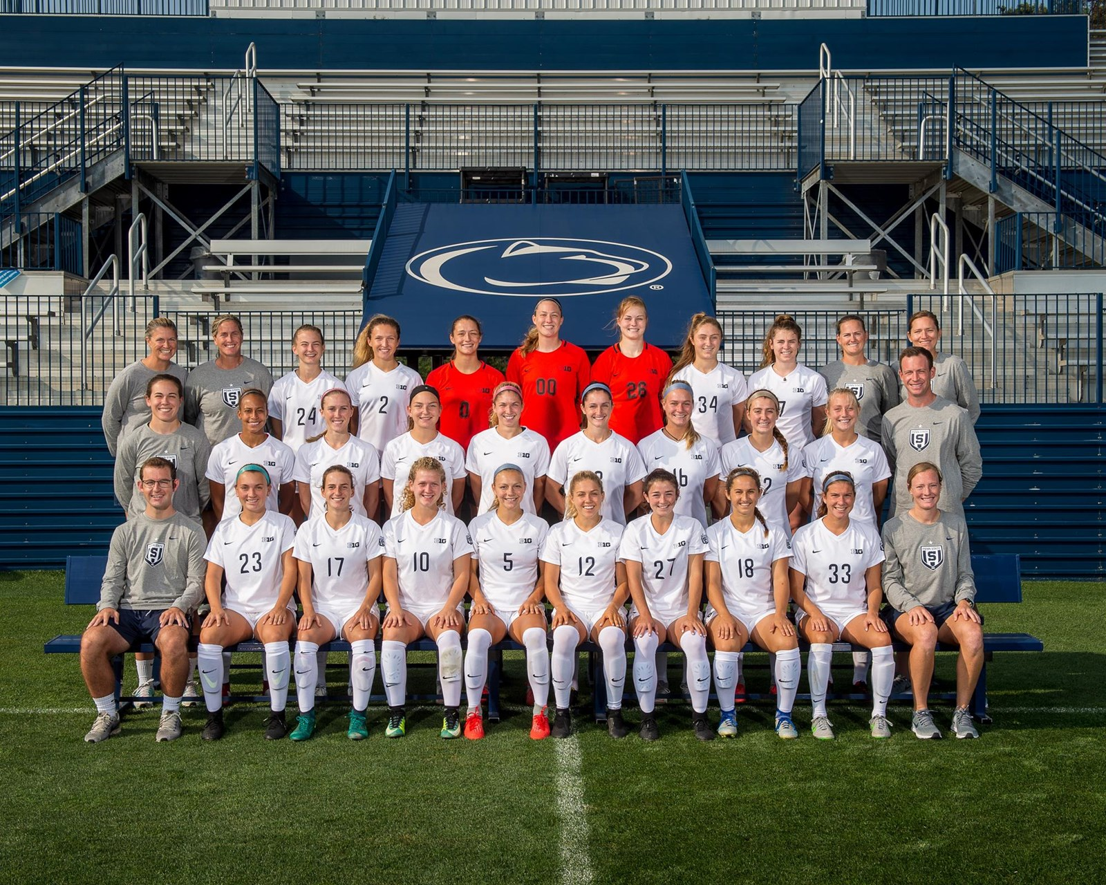 2018 women s soccer roster penn state university athletics