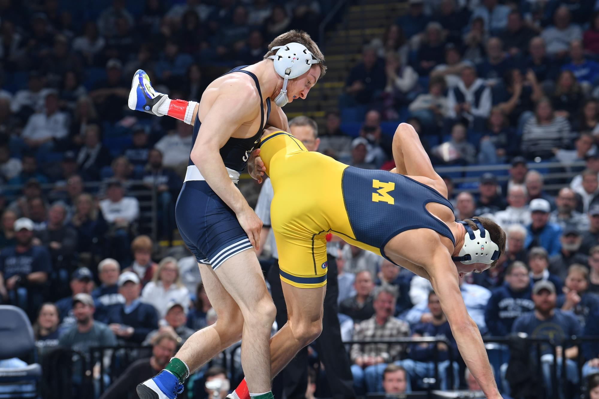 watch d7790 76e16 Mark Selders Penn State Athletics. Wrestling ...