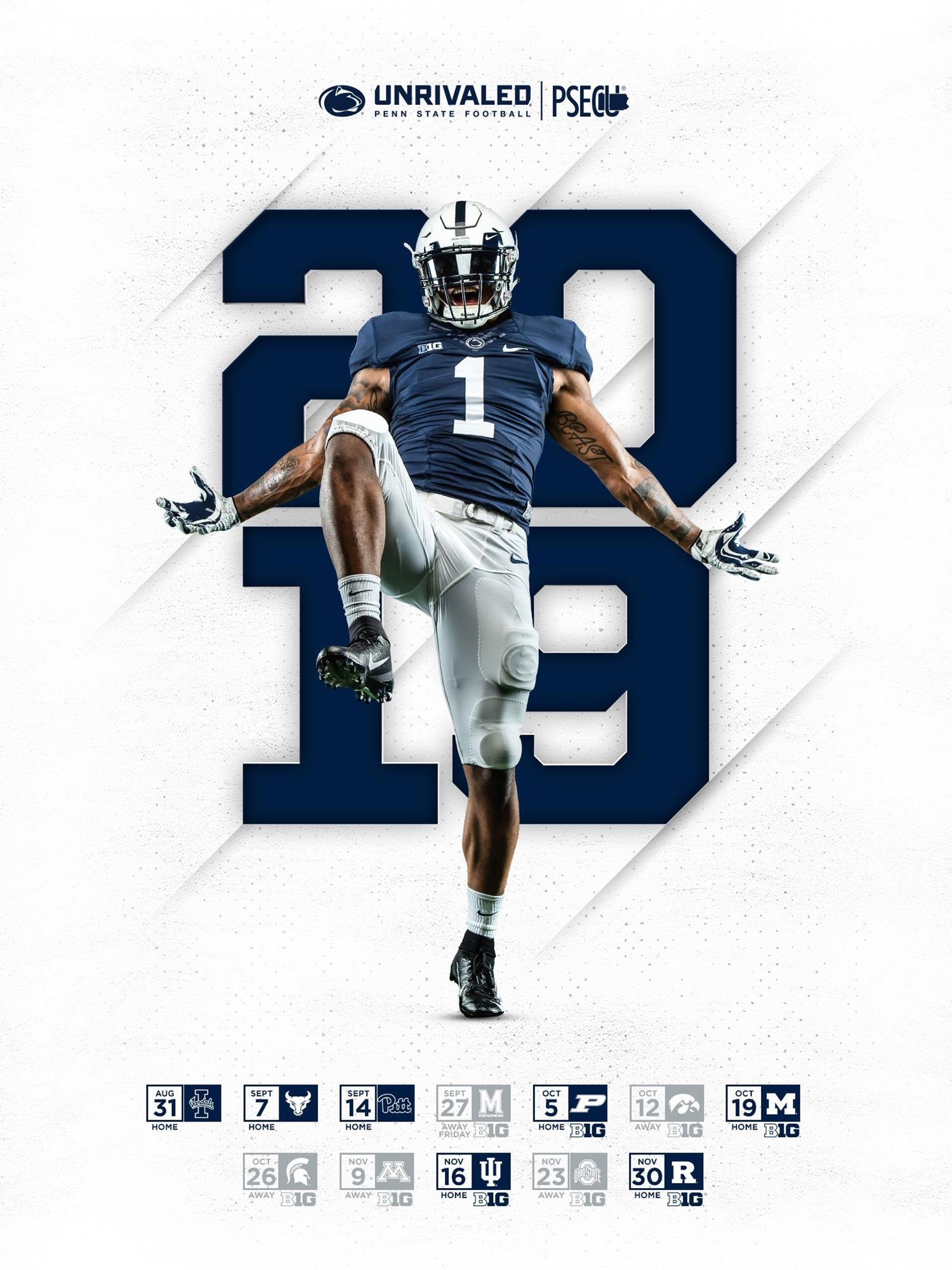 Penn State Home Football Schedule 2020.Wallpapers Penn State University Athletics