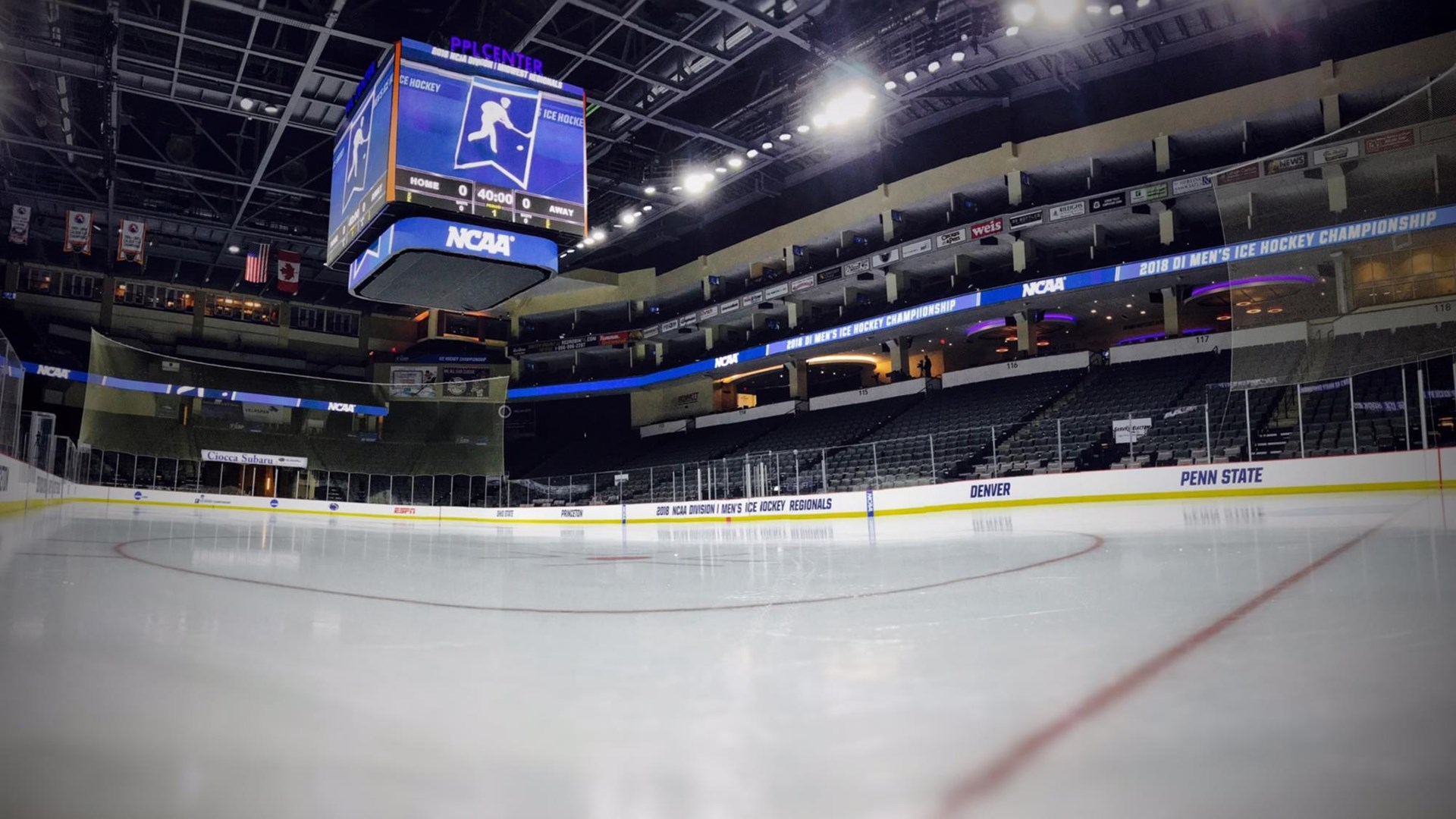 Penn State Selected To Host 2020 Ncaa Hockey Midwest Regional At Ppl