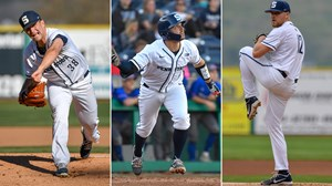 Mock, Sloniger Round Out Penn State's 2019 MLB Draft Class