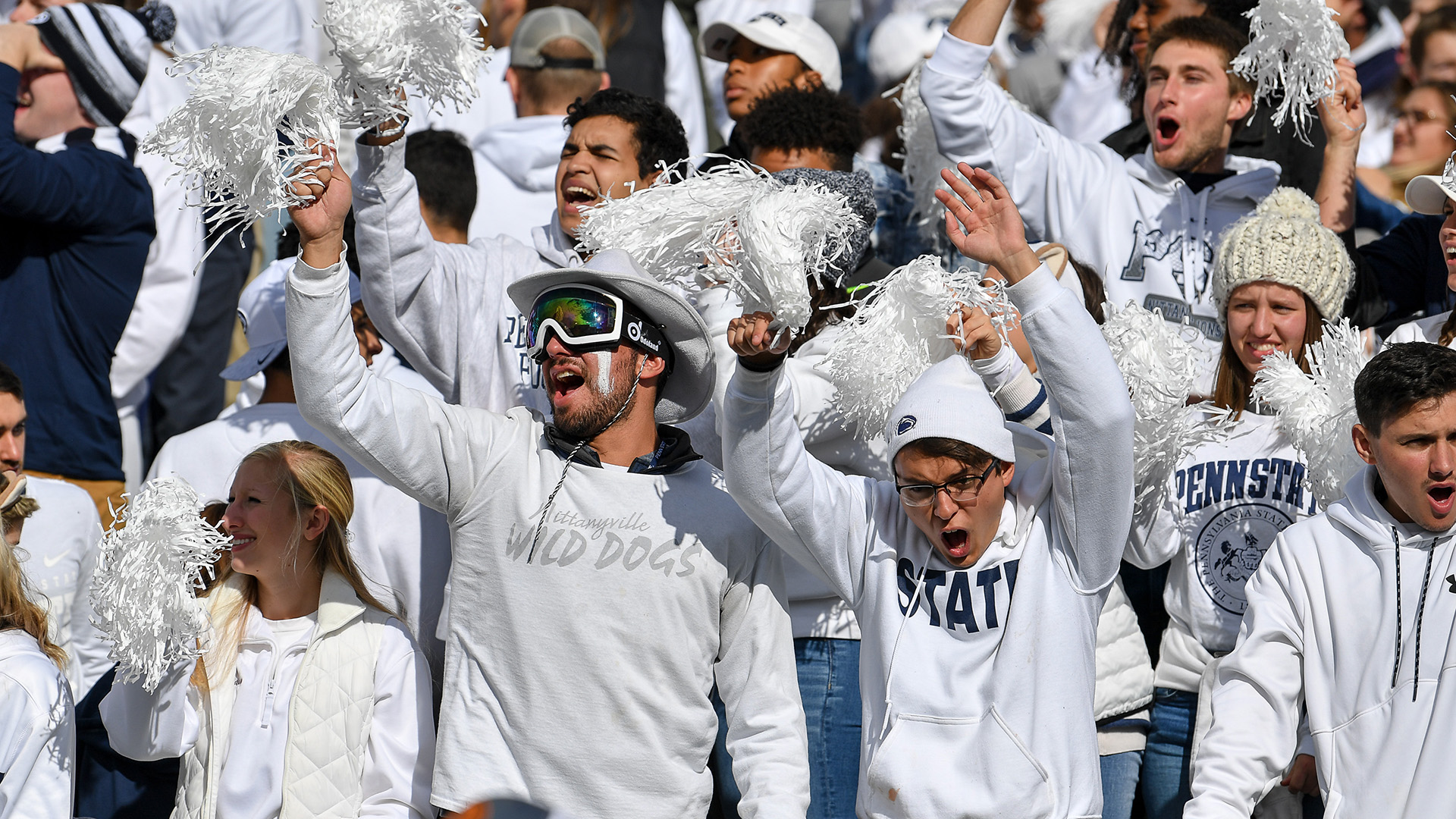 Football Student Section Season Tickets Exhausted Penn