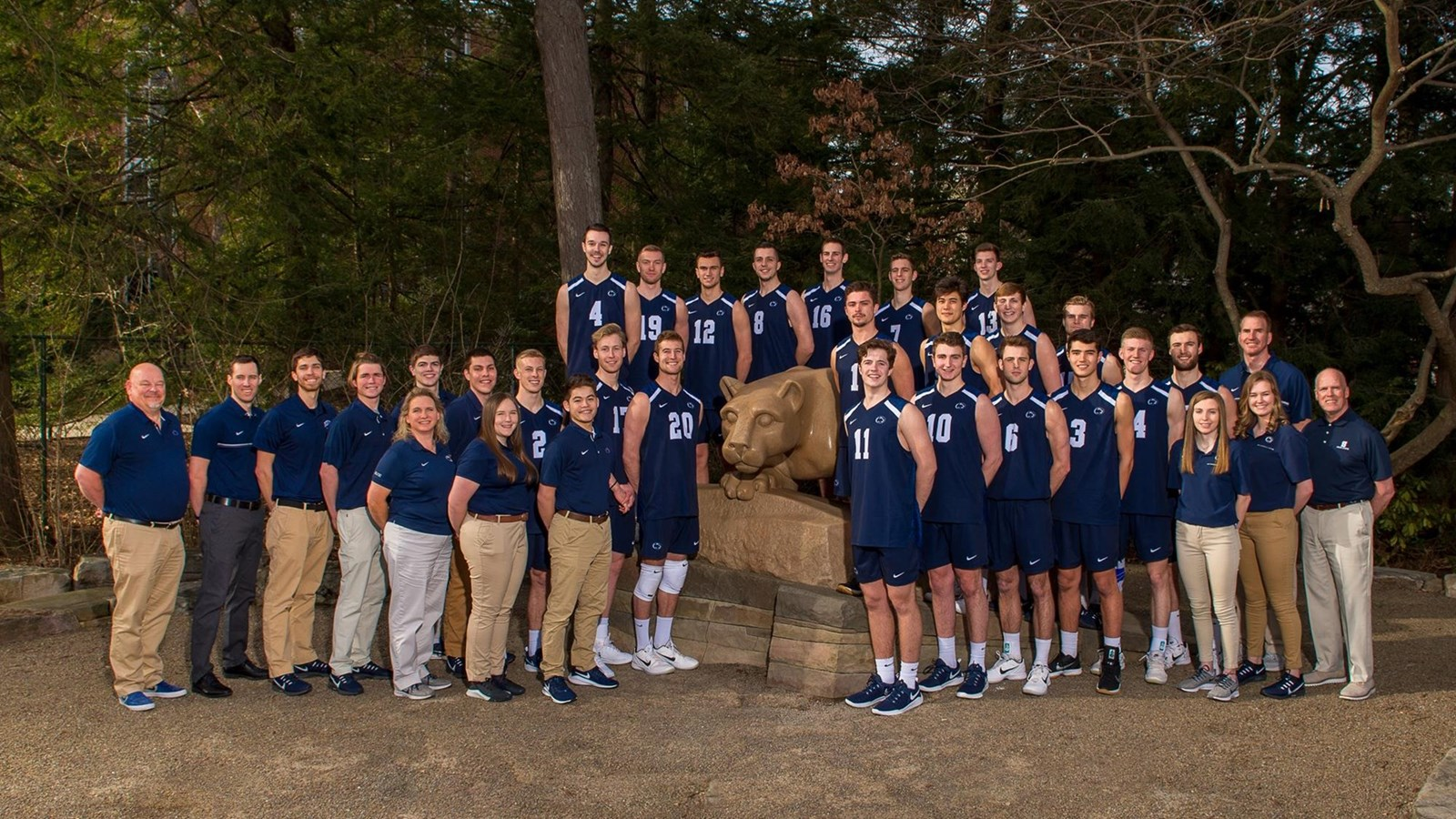 2020 Men S Volleyball Roster Penn State University Athletics