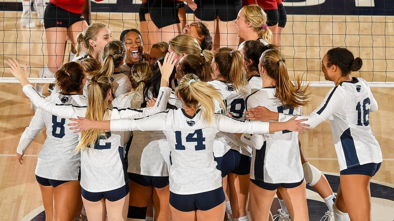 Women S Volleyball Penn State University Athletics