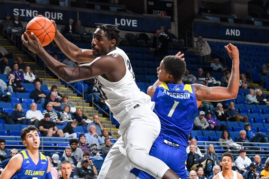 Watkins Double Double Leads Nittany Lions Past Delaware In