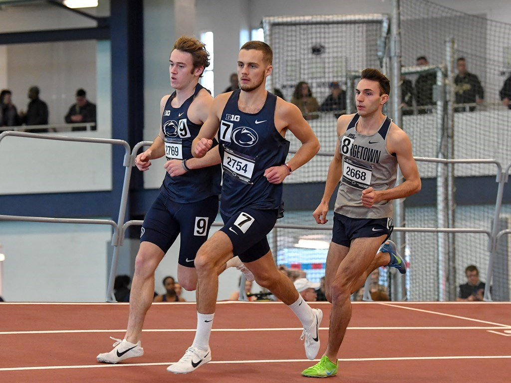 Penn State University Athletics Official Website Wiring Diagram Of Washing Machine Timer Track Field Nittany Lion Challenge